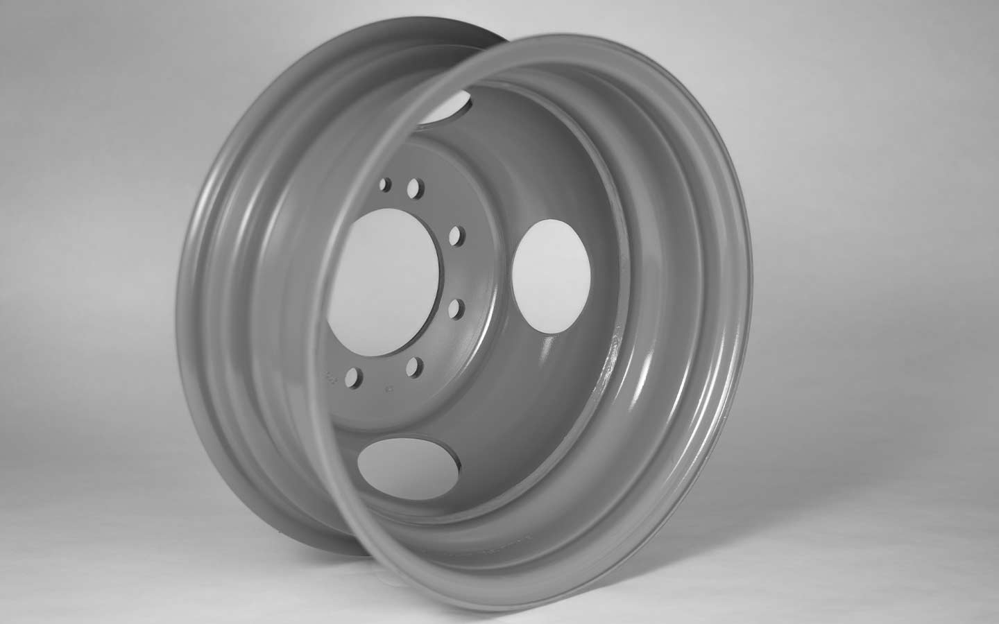16 inch Steel Dually Wheel