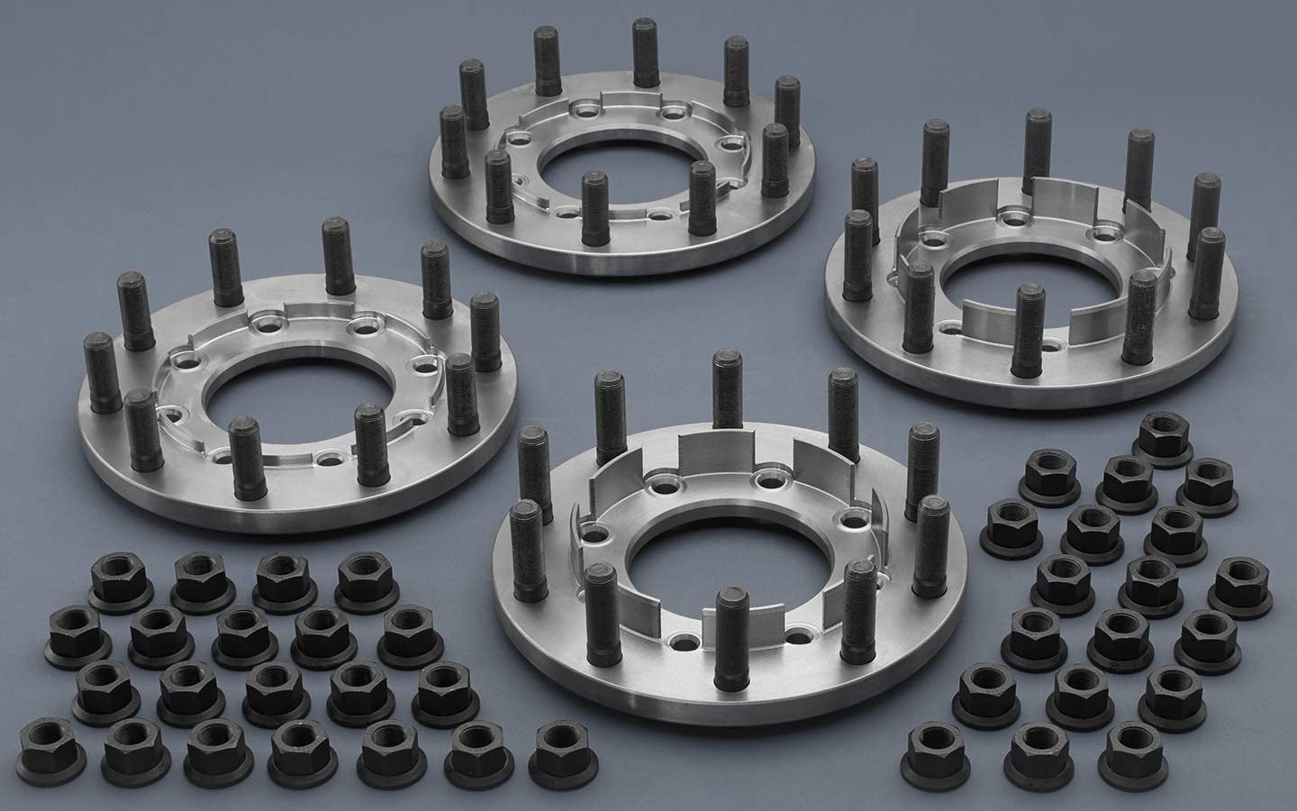 Big Wheel Adapters for converting 3/4 and 1 ton trucks to duallys