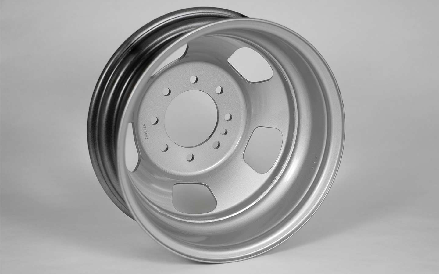 17 inch Steel Dually Wheel