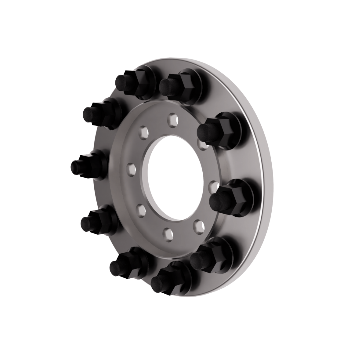 Front 8 To 10 Lug Dually Adapter